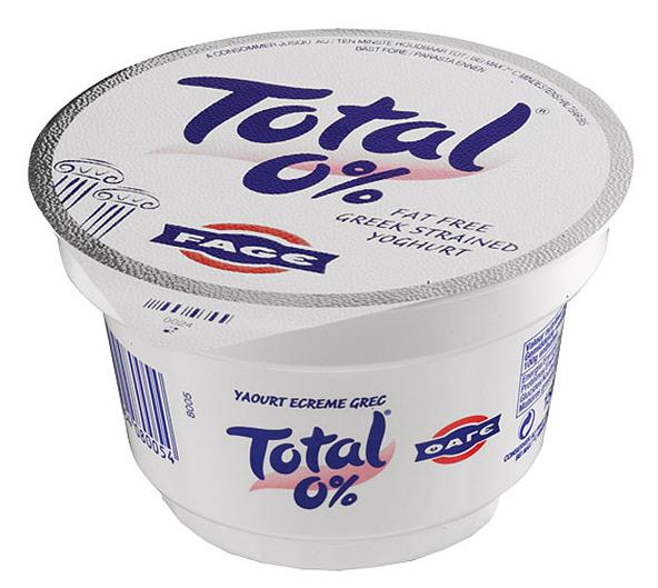 griekse yoghurt total 0% vet