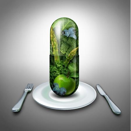 vitamines, jouw lijflijn