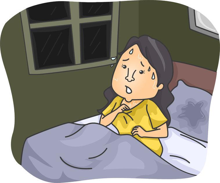 Slapeloosheid, jouw lijflijn